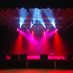 Bury Met Stage Lighting