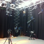 TV Studio pantographs
