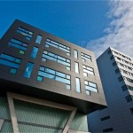 Liverpool John Moores University TV Studio exterior