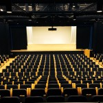 American Community School Performing Arts Centre Projection Screen