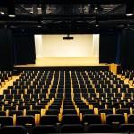 American Community School Performing Arts Centre Projection Screen