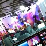 On Air Live Broadcast TV Studio