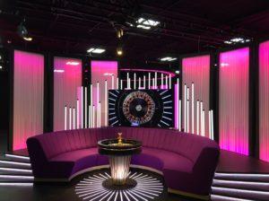 LED Lighting for a Broadcast Studio in Stoke