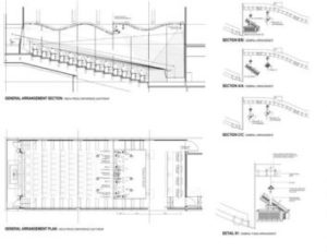 AutoCad drawing technical theatre services