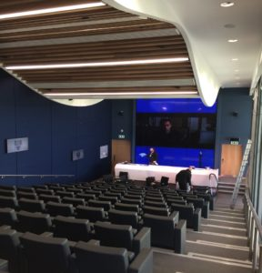 Manchester City FC Conference Studio