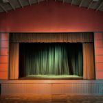 Gatley Church Proscenium and Stage