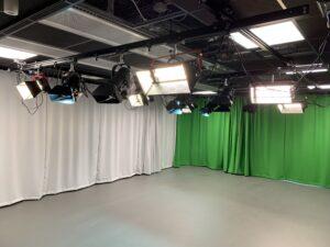 Coventry University Film Studio