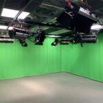 Coventry University Film Stuido Chromakey