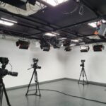Film Studio Camera Layout