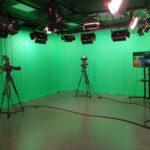 Film Studio Green Screen