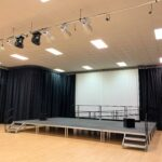 Stage Curtains and Track