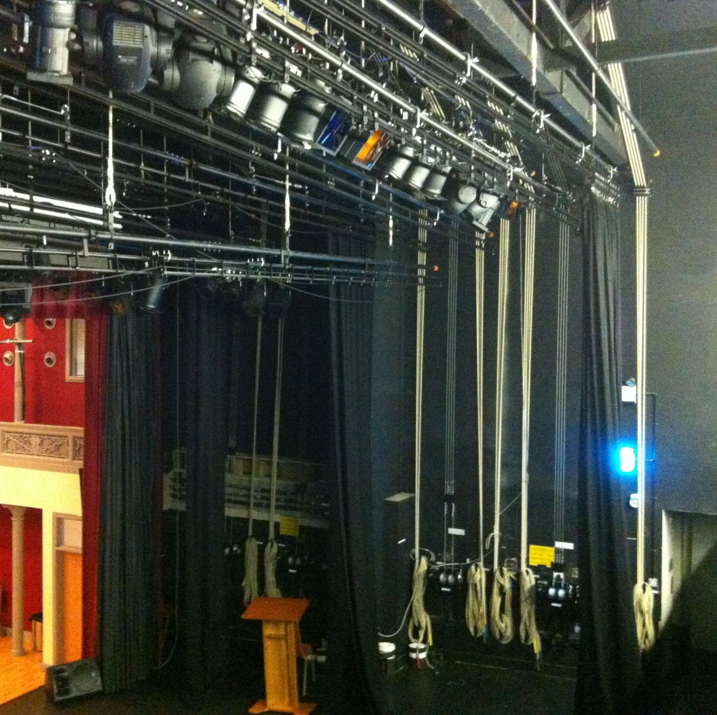 Stage Design Rigging And Engineering Stage Amp Studio