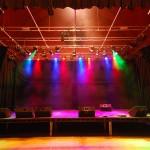 Bury Met Stage Lighting