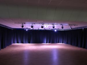LED Stage Lighting for Primary School Drama Studio